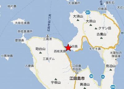 江田島地図2分割北(津久茂西)