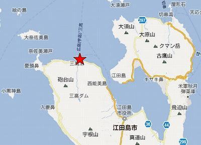 江田島地図2分割北(三高港)