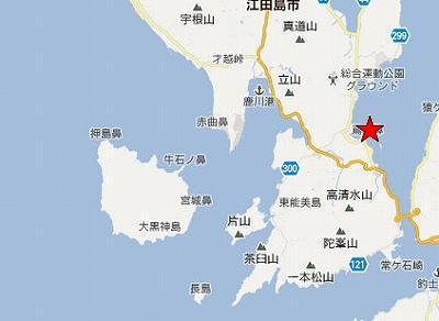 江田島地図2分割南(鳶ヶ鼻)