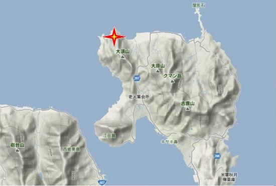 1)江田島町北部・大須荒神社