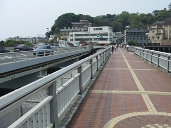 江ノ島の橋
