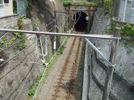 極楽寺駅周辺線路