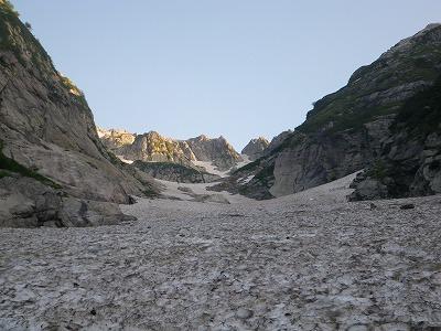 熊ノ岩が近づく