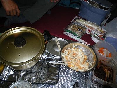 カラムーチョサラダ