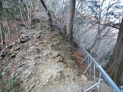 上段道はここから始まる