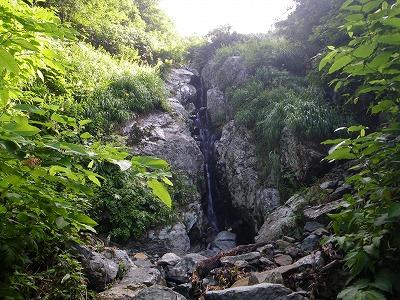 チムニー滝