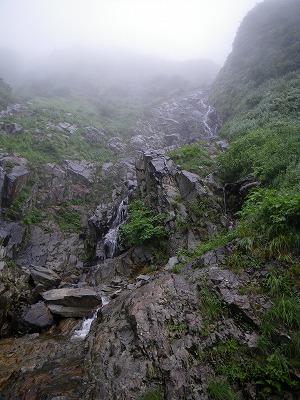 3段80m大滝