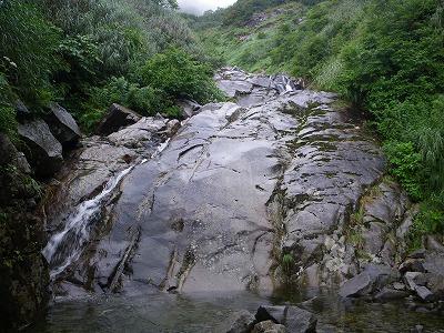 5mクラック滝