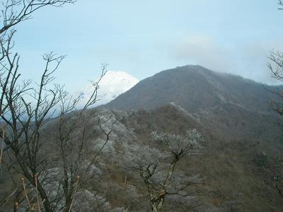 呼子岳から越前岳