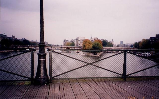 s-パリ ポンテ・デザール橋