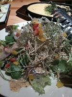 カルパッチョサラダ