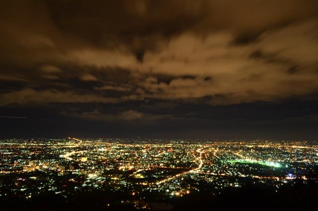 チェンマイ夜景