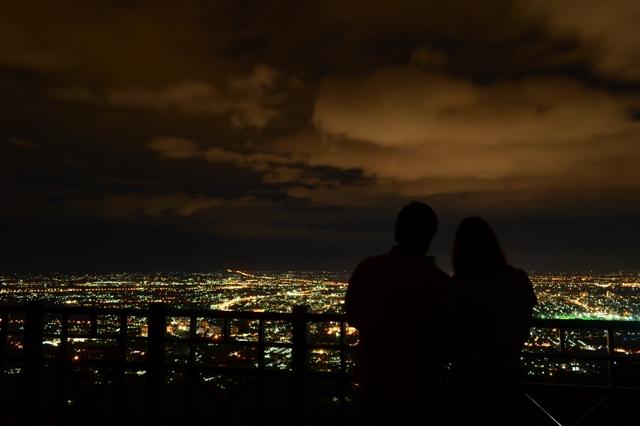 チェンマイ夜景2