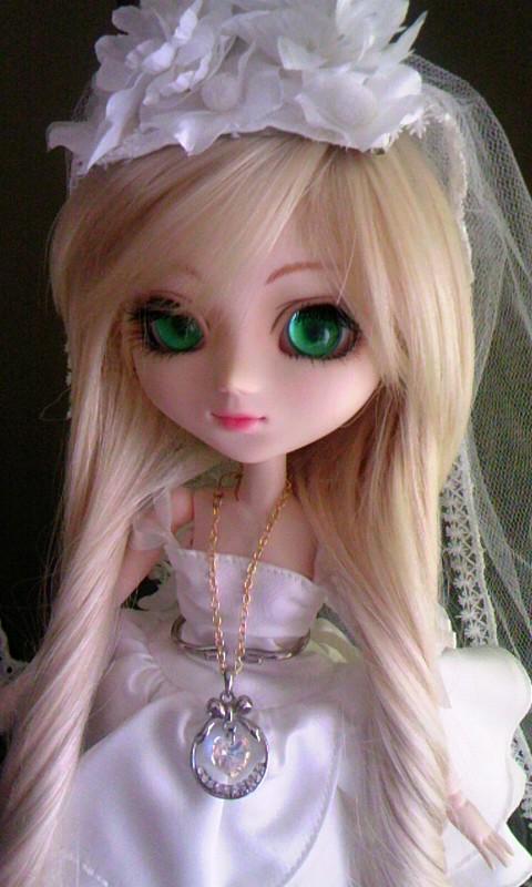アリス 白ドレス