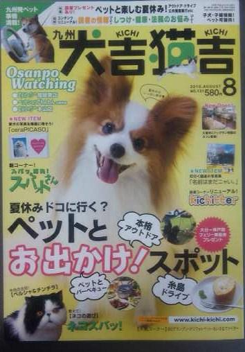 犬吉猫吉 広告.表紙jpg
