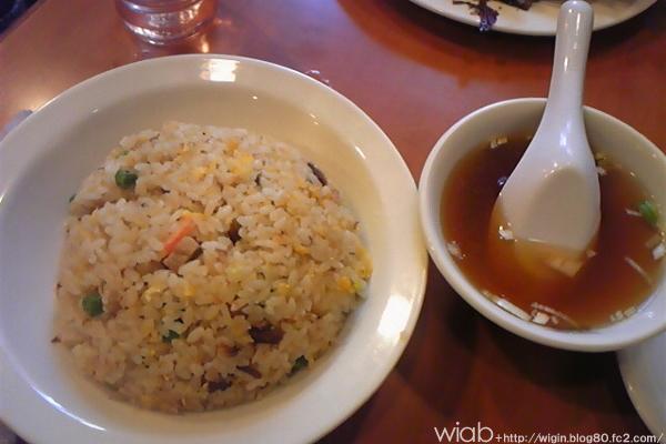 基本的に全部味が濃いから米が欲しくなる