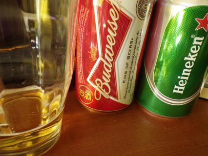 ビールクズ