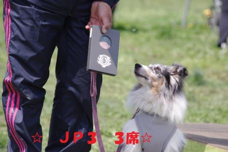 1JP3 3席