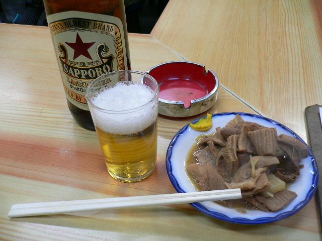モツ煮¥170也・・・