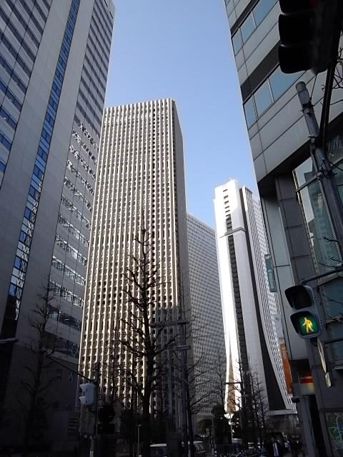 西新宿。。
