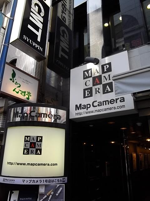 マップカメラ。