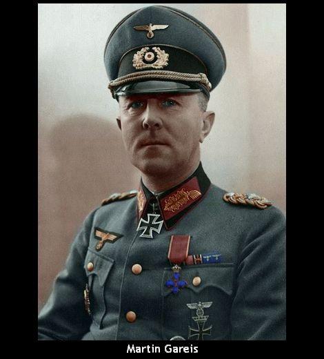 Martin Gareis_General der Infanterie