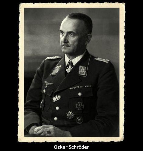 Oskar Schröder_Generaloberstabsarzt und Sanitätsinspekteur der Luftwaffe