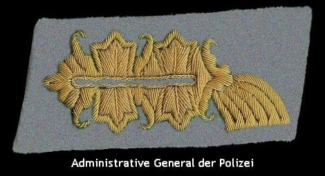 Kragenspiegel_Administrative General der Polizei