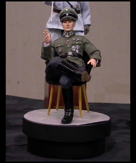 """作例""""SS-Sturmbannführer"""" _CW7"""
