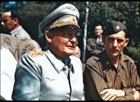 Hermann Göring_Nürnberg_1946