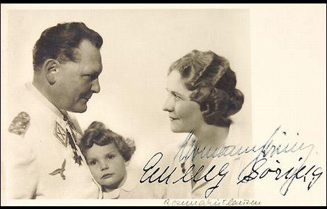Hermann Göring_Emmy_Edda