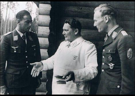 Hermann Göring_Flugzeugführer und Beobachterabzeichen mit Brillanten