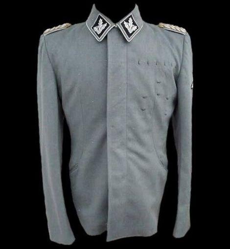 SS Litewka type tunic