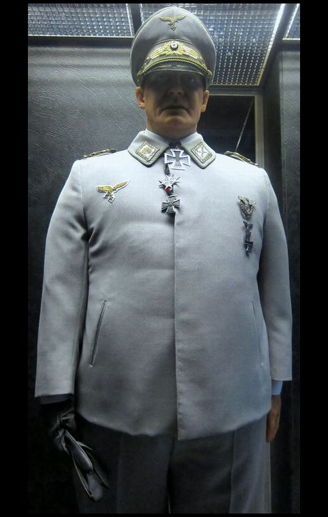 Hermann Göring_wax