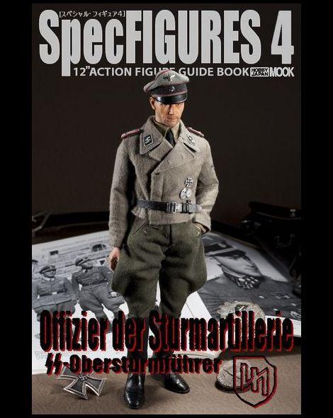 SF4_Offizier der Sturmartillerie / SS-Obersturmführer