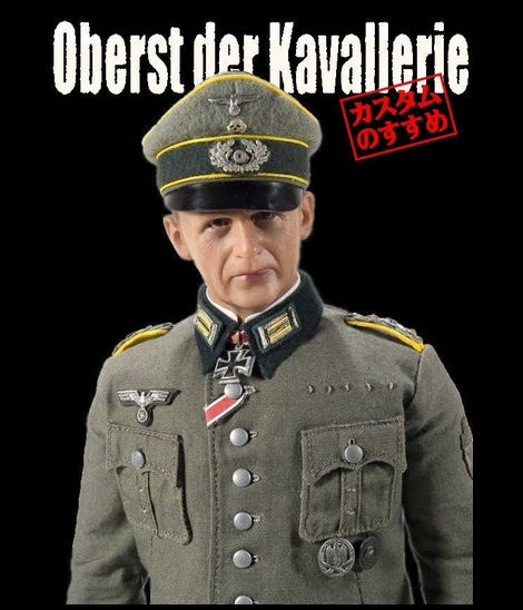 CS_Oberst der Kavallerie