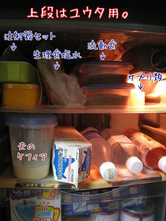 マイ冷蔵庫。