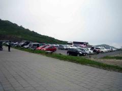 オロフレ峠駐車場