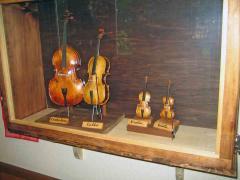 ミニチュア楽器