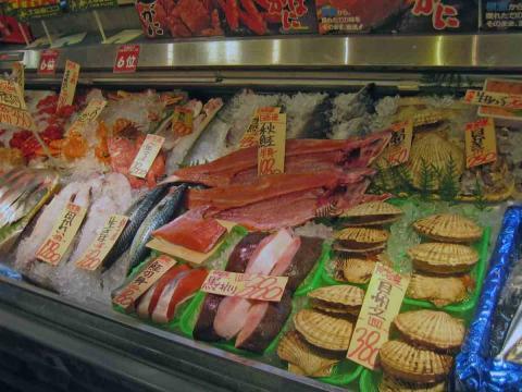 北海道ロコ魚介
