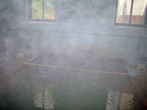 鯉川温泉内湯