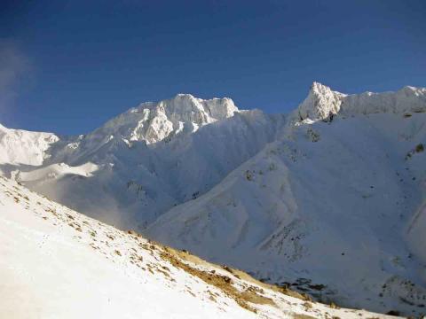 ホロカメトック山