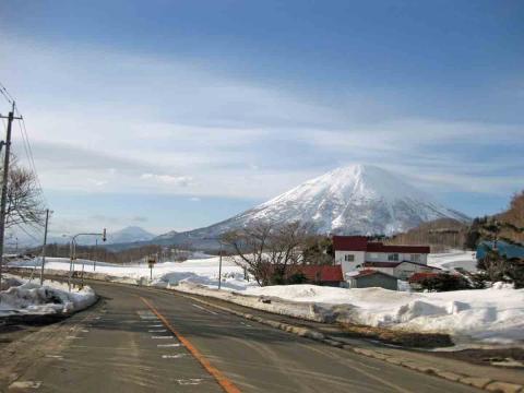 羊蹄山&ニセコ