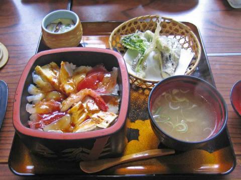 笹寿司・チラシ