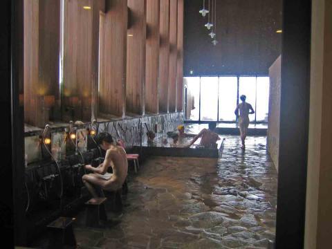 湧駒荘・お風呂
