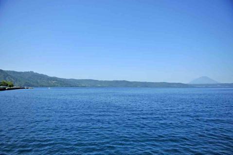 洞爺湖とウィンザー