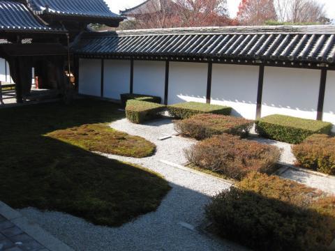 東福寺西庭