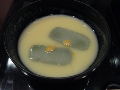 半兵衛汁碗