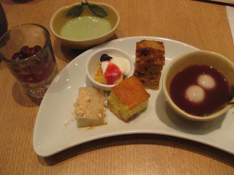 菜蒔季デザート