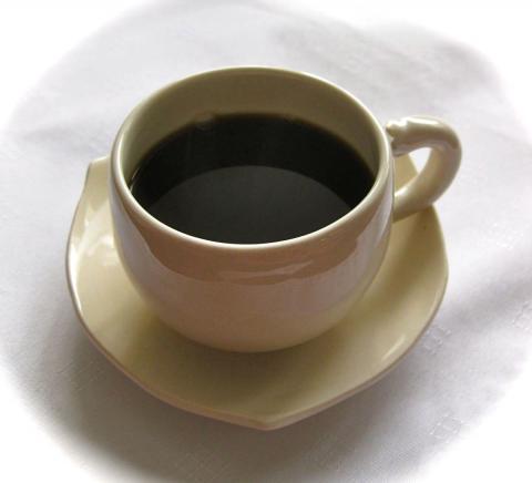 Kさんのコーヒーカップ